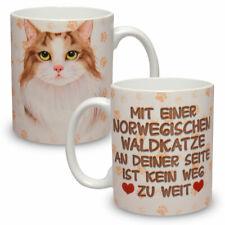 Kaffee Tasse Becher mit Motiv Große XXL British Kurzhaar