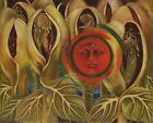Print Sun and life - by Frida Kahlo