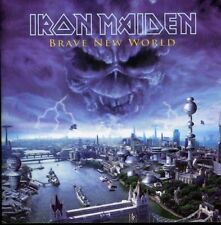 CD musicali hard rock Iron Maiden