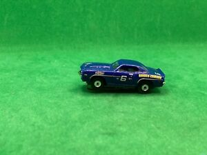ORIGINAL MODEL MOTORING '69 CAMARO, BLUE SUNOCO # 6, NEW UNUSED, LIMITED EDITION