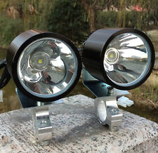 2X 30W CREE Motorcycle Car Driving LED Spot Light Headlight Waterproof 12V-80V
