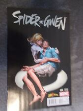 Spider-Gwen # 4 Death Of Peter Parker Cover Comicxposure Look !!!