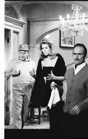 BEWITCHED ELIZABETH MONTGOMERY RARE ON SET ABC TV PHOTO