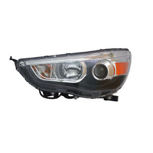 Headlight Assembly-Capa Certified Left TYC fits 11-19 Mitsubishi Outlander Sport
