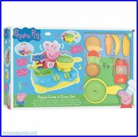NEW Peppa Pig Peppa's Cook 'N' Camp Playset With Sounds. For Ages 2 Years +