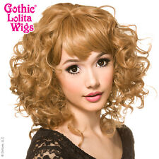 Gothic Lolita Wigs® Bijou™ Collection - Honey Milk Tea Mix