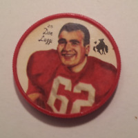 Nally's Chips (1964) - CFL Picture Discs - Don Luzzi - #25 of 100 -- Rare