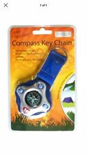 Boyz Toys RY362 Gone Outdoors Compass Keychain 2 in 1 Useful Camping Tool - Uk