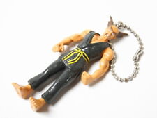 Tekken Heihachi Key ring chain Mini figure statue Super RARE Japan Game y1