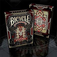CARTE DA GIOCO BICYCLE MYSTIQUE,limited edition,poker size