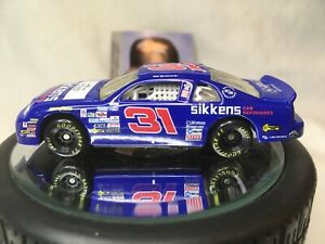 Winners Circle Dale Earnhardt Jr #31 1997 Sikkens Monte Carlo w/Collector Card!