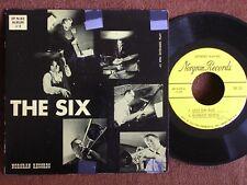 Bob Wilber/The Six-Album #2/John Glasel/45 EP/Norgran Records EP N-82/MINT-