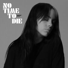 "BILLIE EILISH ""NO TIME TO DIE"" BRAZILIAN CD PROMO - JAMES BOND 007 SOUNDTRACK"