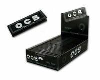OCB Premium 25 Librillos papel de fumar Liar tabaco Cigarros 1 1/4 Rolling Paper