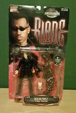 Marvel Blade Movie DEACON FROST w/La Magra blood beast Action Figure 1997 ToyBiz