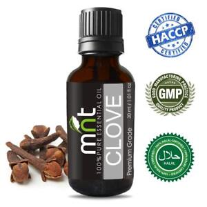 Clove Pure Essential Oil - Undiluted - 100% Pure Natural Oil 3 Ml To 1000 Ml
