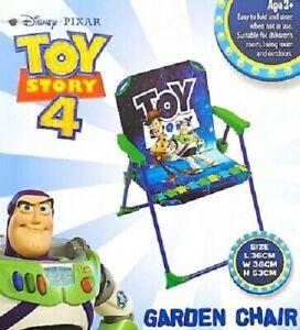 Disney TOY STORY 4 Children' Kids Outdoor/Indoor Garden Foldable Patio Chair