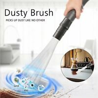 1x Hot Sale Portable Dusty Brush Cleaning Tool Brush Dirt Remover Vacuum Cleaner
