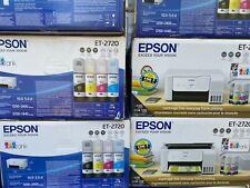 Epson EcoTank Et-2720 Wireless SuperTank All-In-One Color Printer - Bonus Ink -
