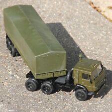 KAMAZ 5410 ARMY Modell 1:43 USSR DDR OSTALGIE ZIL URAL VAZ RAF GAZ UAZ WOLGA MAZ