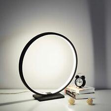 Desk Lamp Modern Led Table Lamp Dimming Reading Lamp Circle Night Minimalist