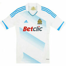 2011-12 Olympique Marseille Player Issue Techfit Powerweb Home Shirt Large New