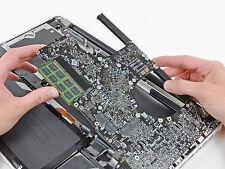 Ladebuchse Netzbuchse Reparatur Appel MacBook Pro Late 2008 2009 2010