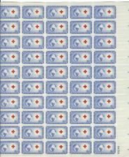 Scott #1016.. 3 Cent...Red Cross....Sheet of  50