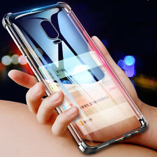 [Clear Crystal] Shockproof Silicone Armor TPU Case Cover for One Plus 6T 6 5T 3T