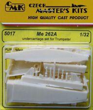 CMK 1/32 Messerschmitt Me262A Tren De Aterrizaje Juego Para Trumpeter # 5017