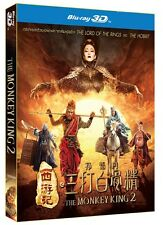 The Monkey King 2 (Blu-ray 3D) (2D Compatible Version) <Brand New>