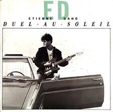 """Etienne Daho 7"""" Duel Au Soleil - France (VG+/EX)"""