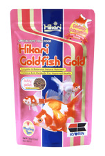 HIKARI GOLDFISH GOLD BABY 300 GR MANGIME PESCI ROSSI ORANDA ACQUARIO DOLCE