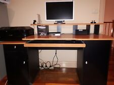 Great condition computer desk and office chair / home study / spare room