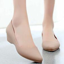 Zapatos de tacón de mujer alpargatas