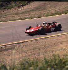 Ronnie Bucknum #19 Cecil/Ford - 1970 USAC Golden Gate 150 - Medium Format Slide