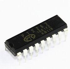 10PCS PT2262 2262 DIP-18 Remote Control Encoder PTC IC