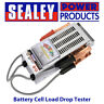 Sealey Car/Van/Motorcycle Battery Cell Load Drop Tester/Testing - 6/12V - BT91/7