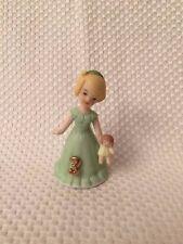 Enesco Growing Up Girls Blonde Age 3 Porcelain Figurine, 3.25 Sweet