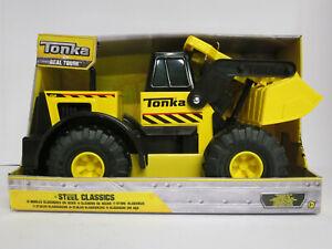 TONKA 90697  STEEL Classics  Radlader  Bagger     NEU&OVP