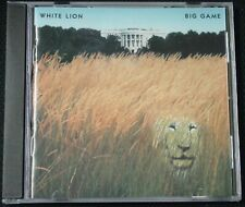 White Lion - Big Game CD (1989, Atlantic)