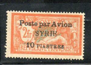 SYRIA  # C 21 / 21-9-3m  / ,Mint ,H