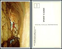 ARIZONA Postcard - Fort Apache Indian Reservation, Salt Pillars & Salt Caves N48