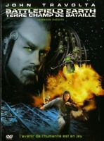 DVD John travolta Battlefield earth Terre champ de bataille VERSION INEDITE