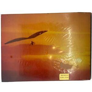 Brand New & Sealed Vintage Springbok 500 Piece Puzzle 'FREE SPIRIT' Made in USA
