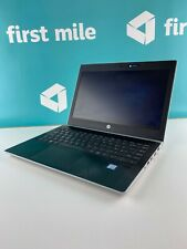 HP ProBook 430 G5 i5-8250U 8th Gen 1.60GHz 8GB RAM 120GB SSD Win 10 Pro