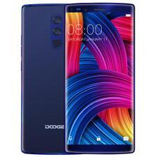 DOOGEE MIX 2 Face Unlock 6GB 64GB Helio P25 Octa-Core 4G 4060mAh Smartphone