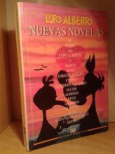 Lupo Alberto - NUEVAS NOVELAS (BUR 1992)