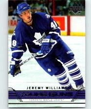 (HCW) 2006-07 Upper Deck #247 Jeremy Williams YG Hockey NHL RC Rookie 04030