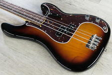 Fender American Original '60s Precision Bass Rosewood Fretboard 3-Color Sunburst